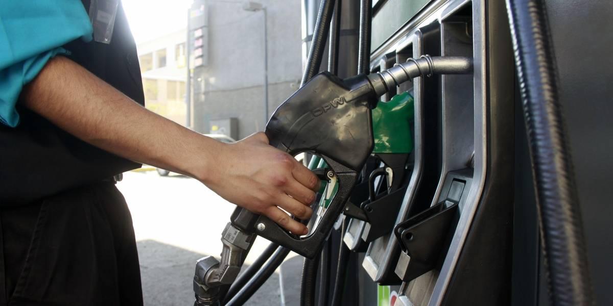 Precio de las bencinas anota nueva alza este jueves