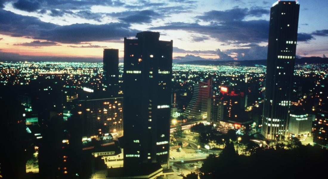 Ciudadano registró en video intento de robo en Bogotá