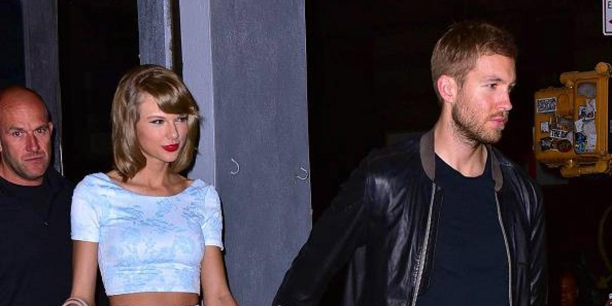 Calvin Harris se arrepiente y le pide perdón a Taylor Swift