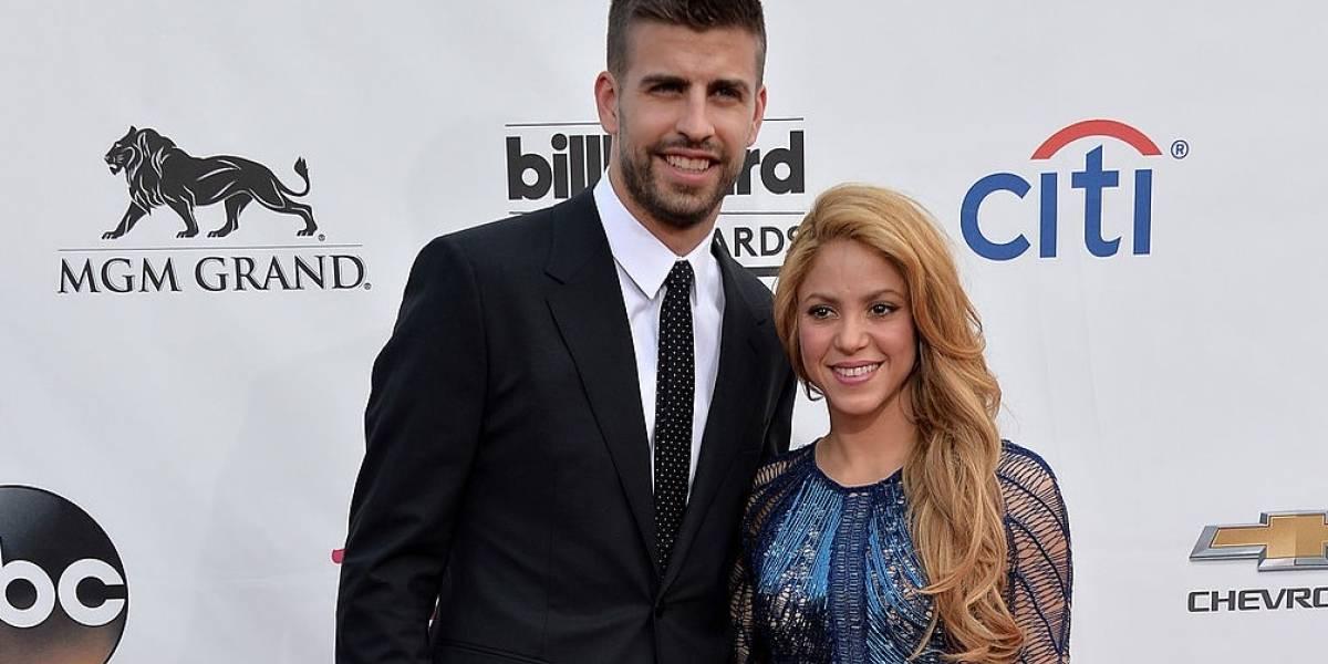 Vidente aseguró que Piqué le es infiel a Shakira con otro hombre