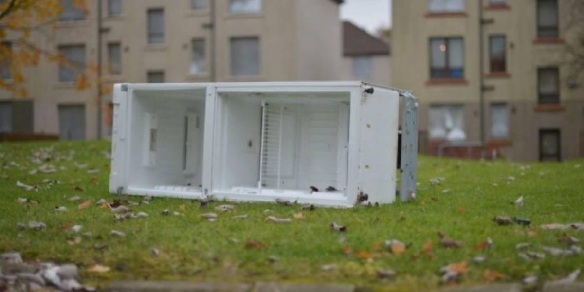 Ocultó cadáver de su esposa en congelador para poder cobrar el seguro social