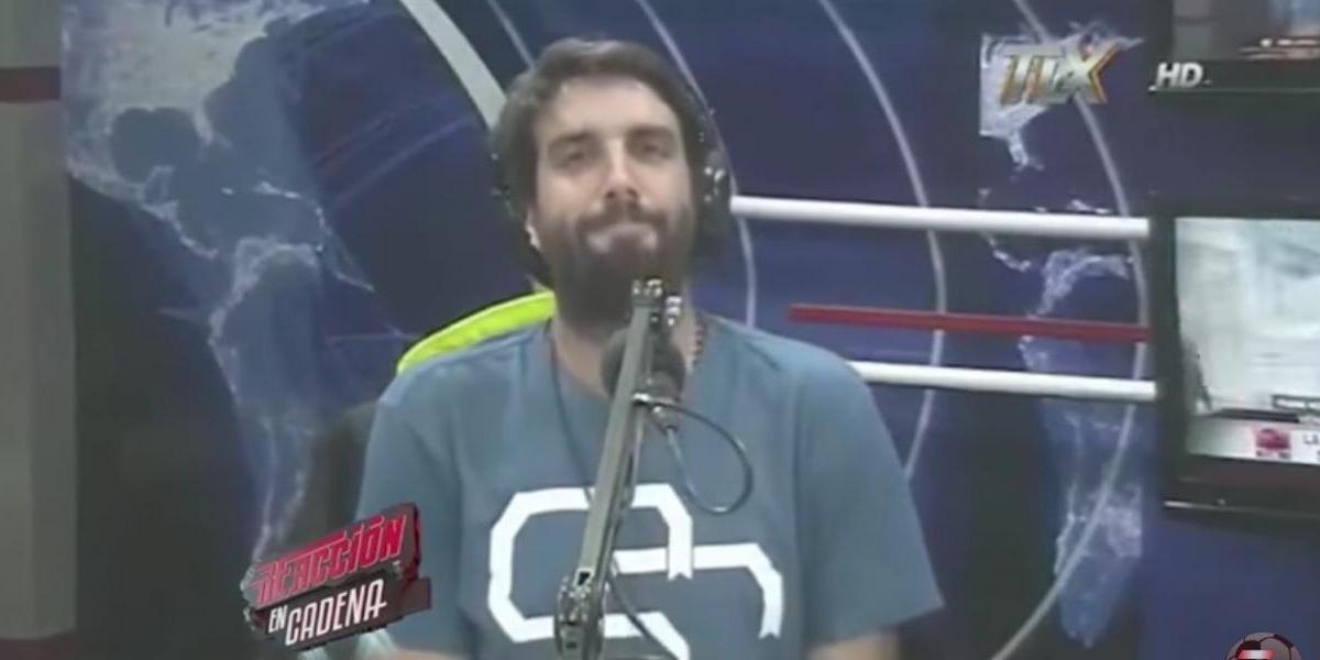 VIDEO: Periodista mexicano reta al argentino que ofendió a México y a su futbol