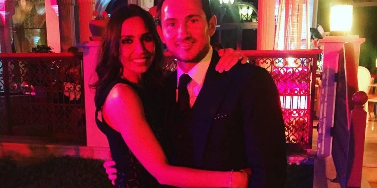 Frank Lampard llama 'perra' a su esposa y lo tachan de machista