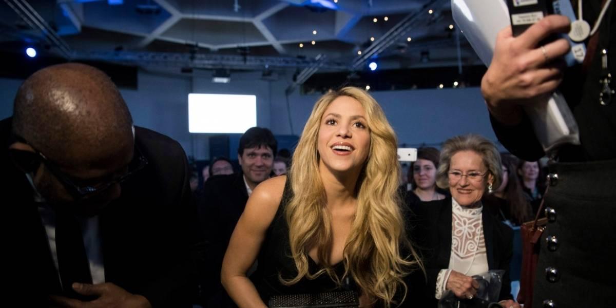 Shakira es la artista mamá más escuchada en Deezer a nivel mundial