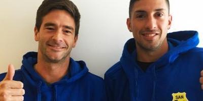 San Luis presentó a sus dos nuevos refuerzos con peculiar video