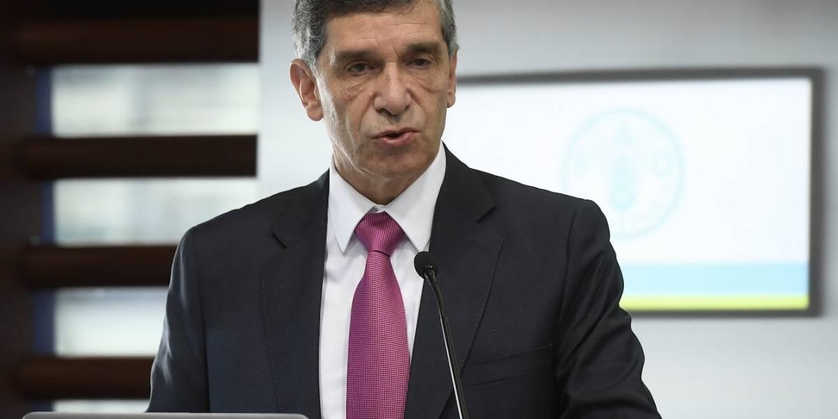 Rafael Pardo fue hospitalizado nuevamente