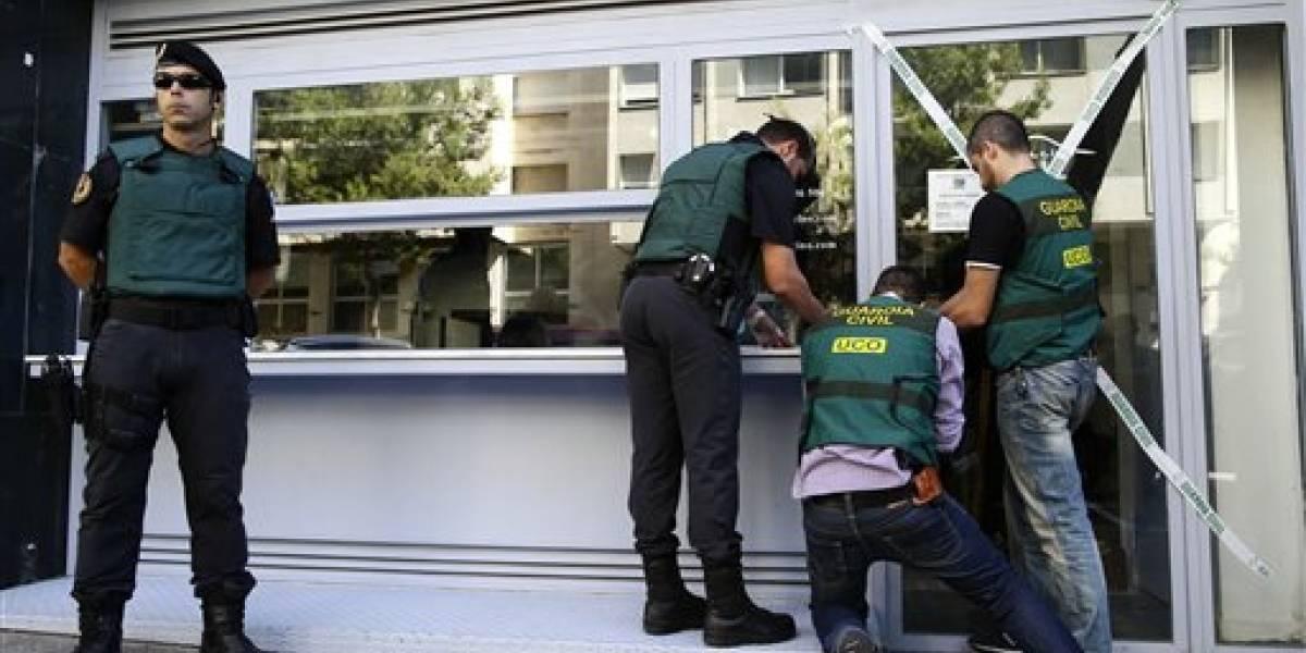 Operación europea contra la mafia deja 32 arrestados