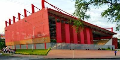 Coliseo de hockey Miguel Calero