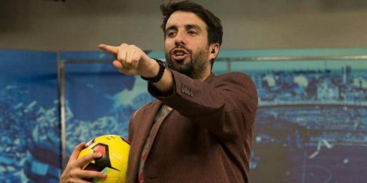 Periodista argentino, en severos problemas por insultos al futbol mexicano