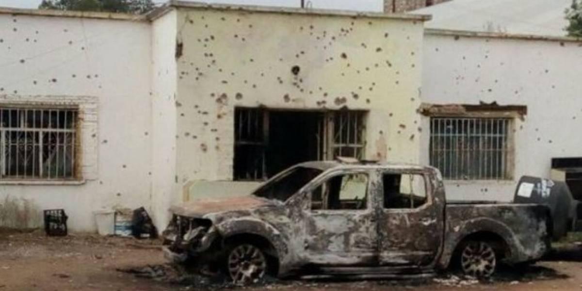 Al menos 14 muertos en Las Varas, Chihuahua tras enfrentamiento