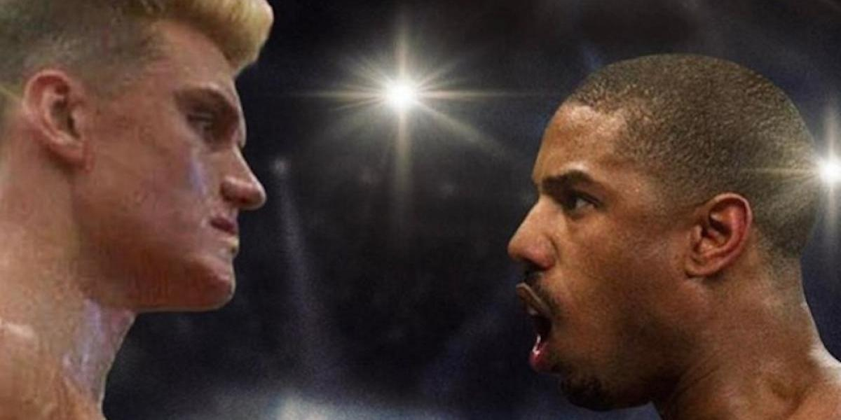 ¿Ivan Drago vs Adonis en Creed 2?