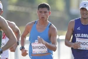 Erick Barrondo - Liga Diamante
