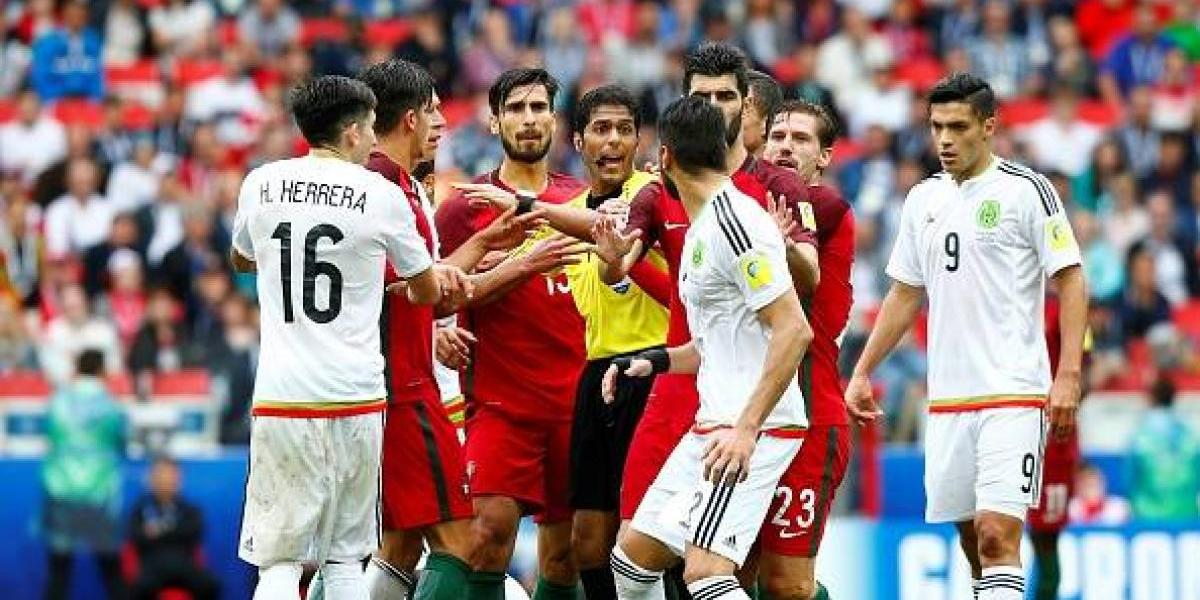 Televisa gana la batalla del rating de la Copa Confederaciones