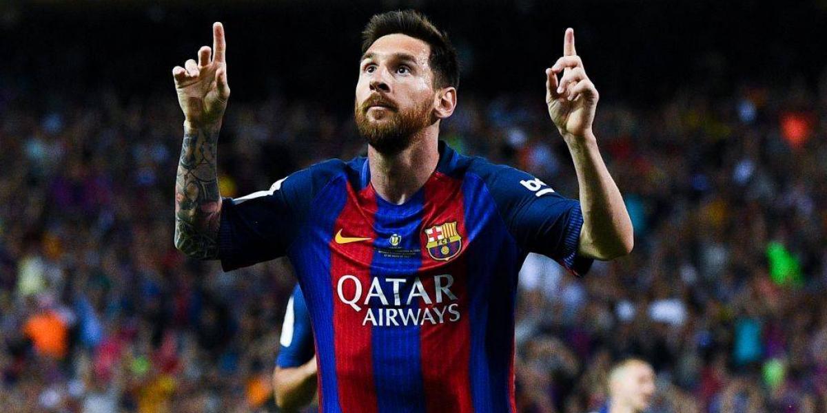 OFICIAL: Lionel Messi renueva con el Barcelona hasta 2021
