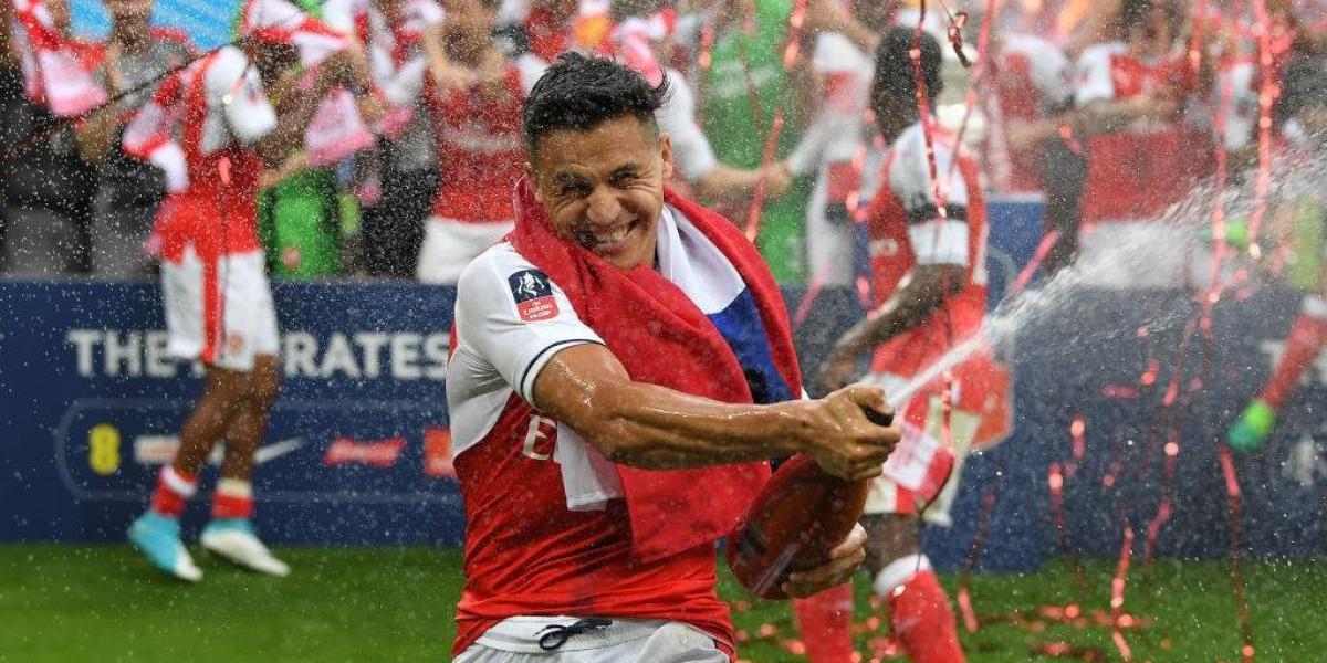 El millonario sueldo que estaría pidiendo Alexis Sánchez para quedarse en Arsenal