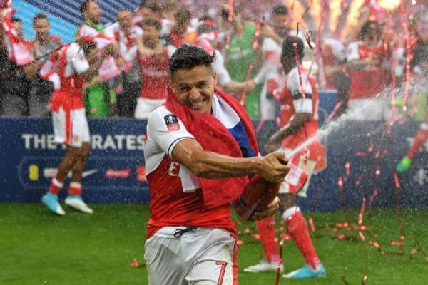 Alexis Sánchez está definiendo su futuro / imagen: Getty Images