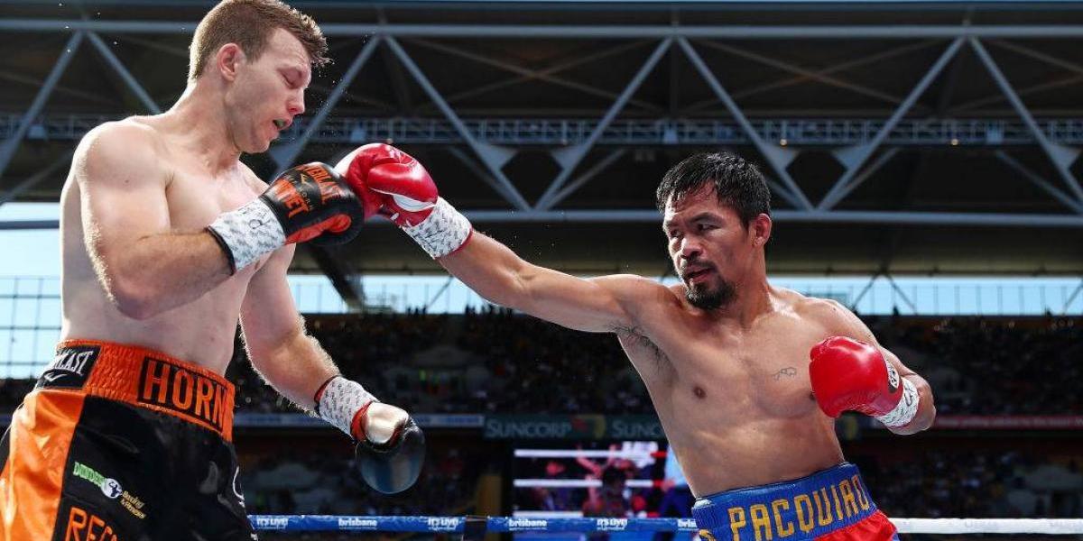 Manny Pacquiao pide a la OMB que revise su derrota ante Horn