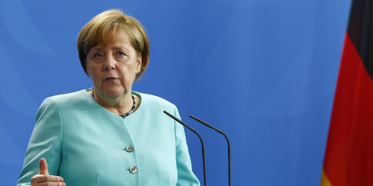 Merkel enfrenta un G20 difícil con reuniones con Trump, Erdogan y Putin