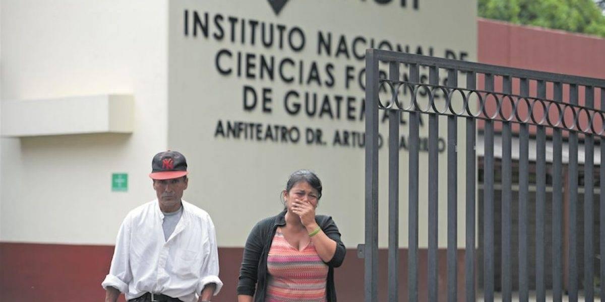 Inacif confirma un caso positivo por Covid-19 y sospecha de otro en subsede de Chimaltenango