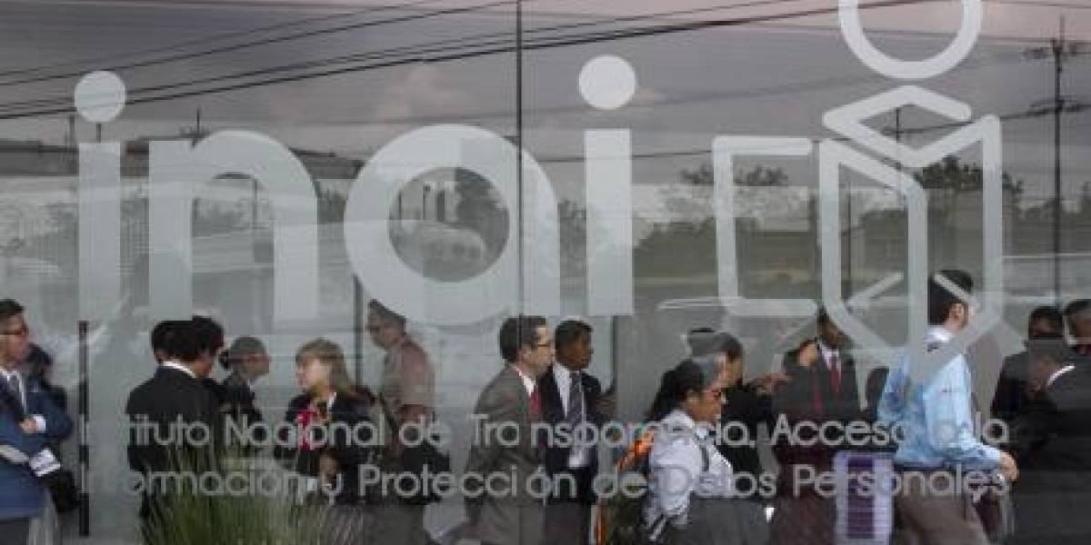INAI autoriza a PGR reservar información sobre indagatoria contra Odebrecht