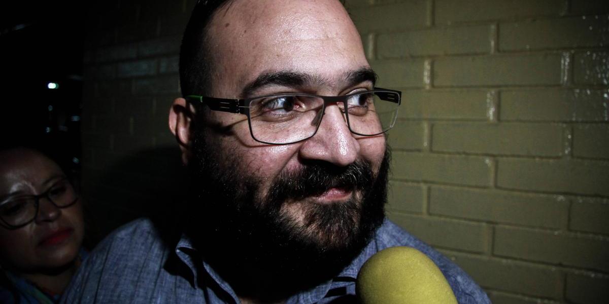 #Confidencial: Javier Duarte será enviado al Reclusorio Norte