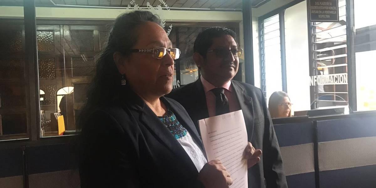 Diputados accionan contra resolución de CSJ sobre antejuicio contra Jimmy Morales