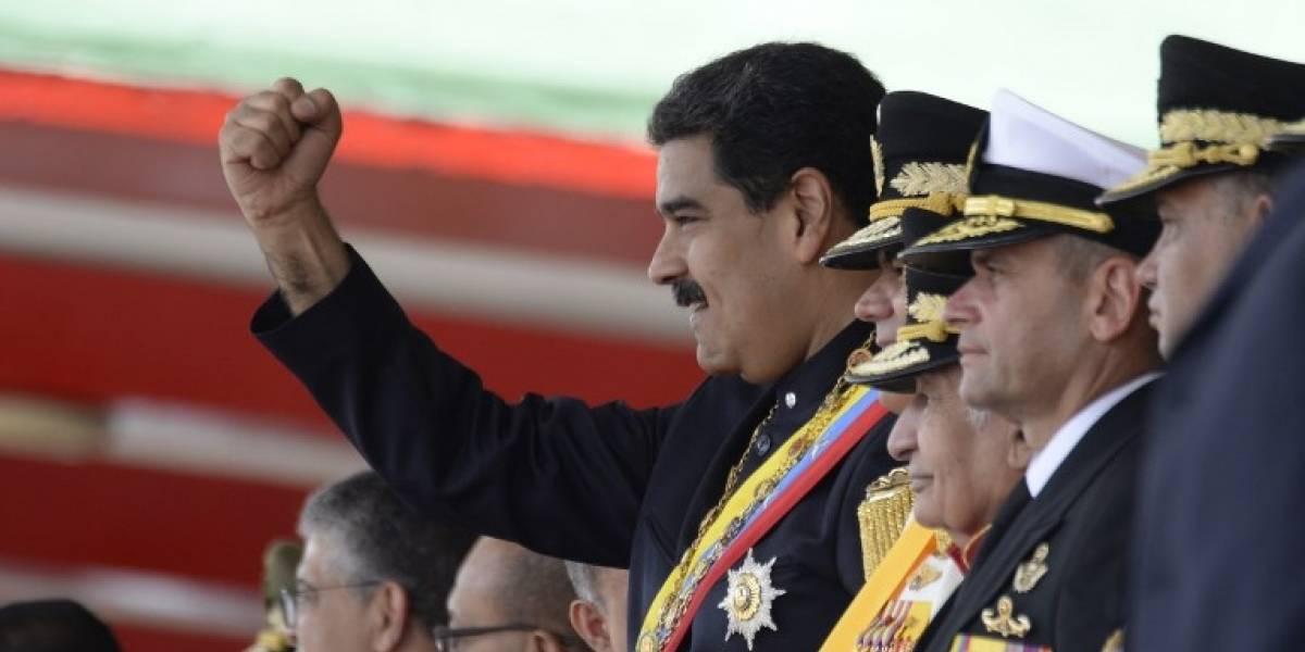 Maduro se pronuncia ante el violento ataque en el Parlamento venezolano