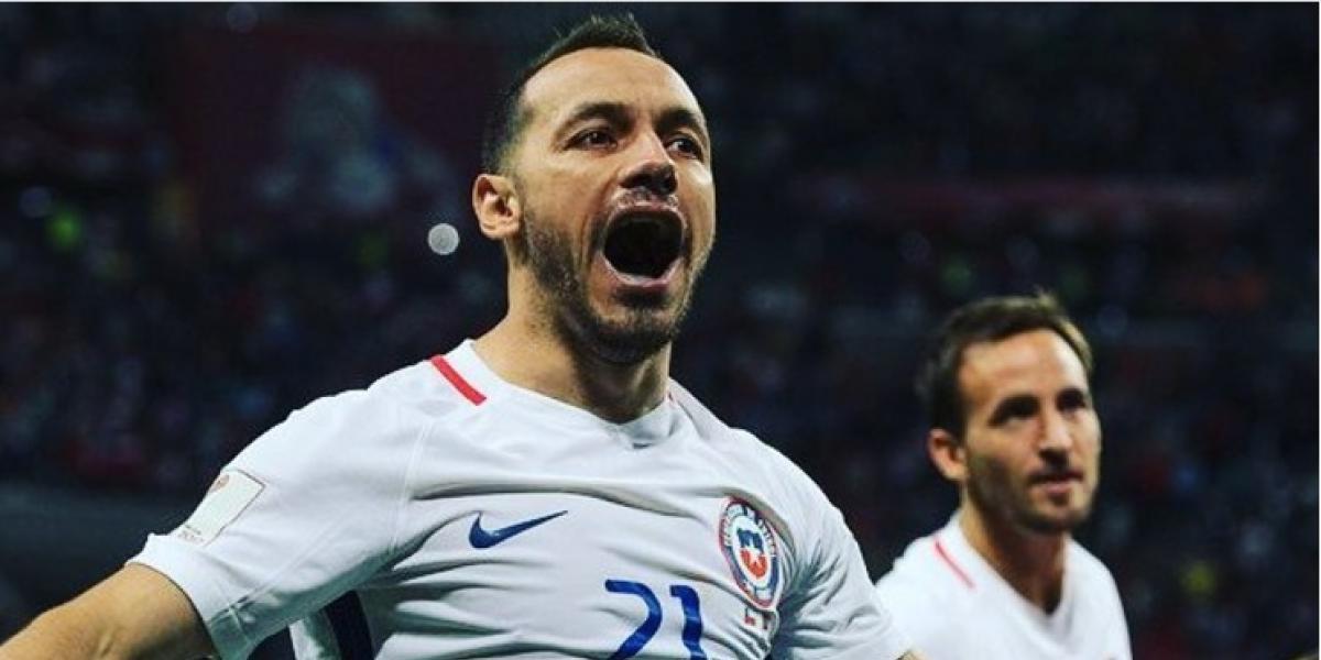 Chileno pide perdón a su país por conceder el gol del título a Alemania