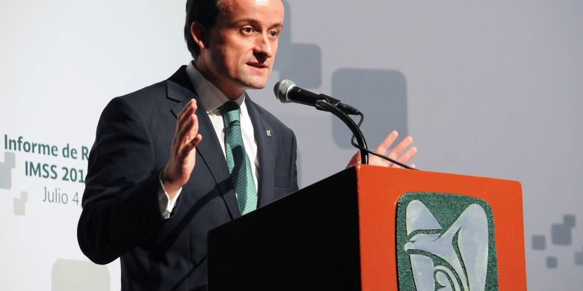 No habrá crisis financiera en el IMSS al término de la actual administración: Arriola