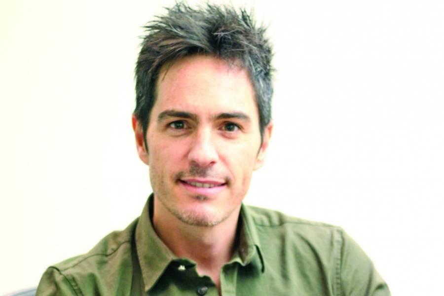 Entrevista con Mauricio Ochmann: Con agenda saturada