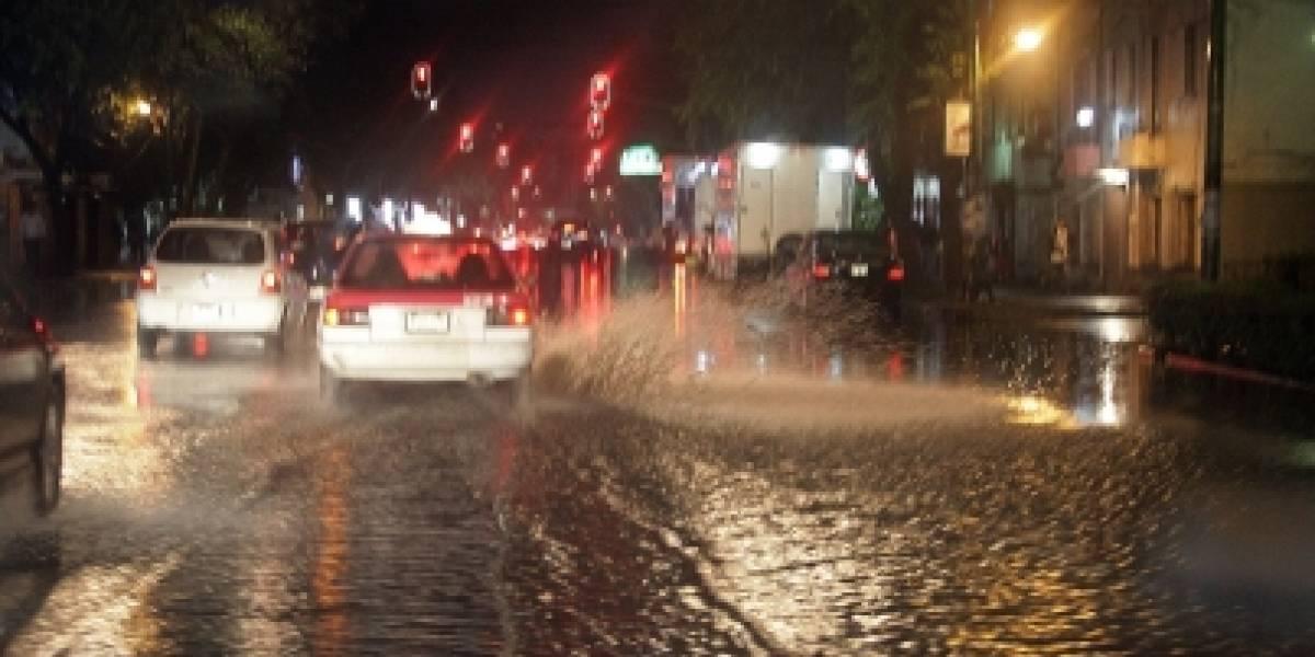 Mancera requiere más de 10 mmdp para terminar con las inundaciones en la CDMX