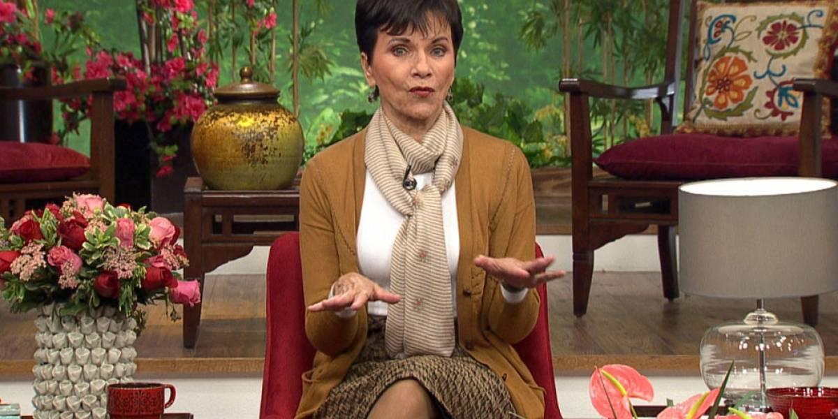 Tunden en redes a Pati Chapoy por ausentarse de su programa