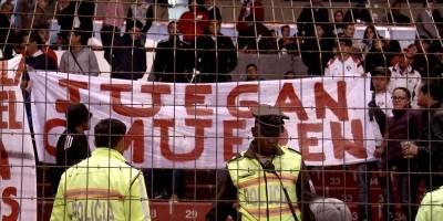 Repetto por Munúa en Liga de Quito