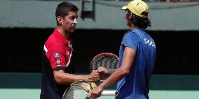 Julio Peralta se despidió del cuadro de dobles de Wimbledon
