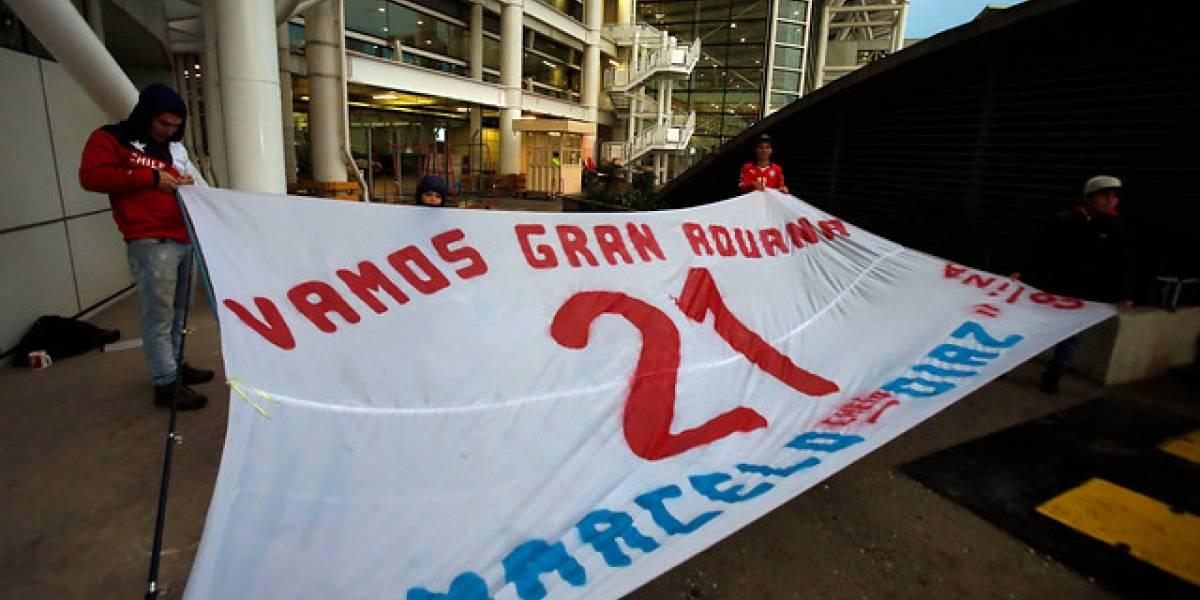 Ex árbitro argentino vuelve a aplaudir a Chile y critica duramente a los hinchas albicelestes