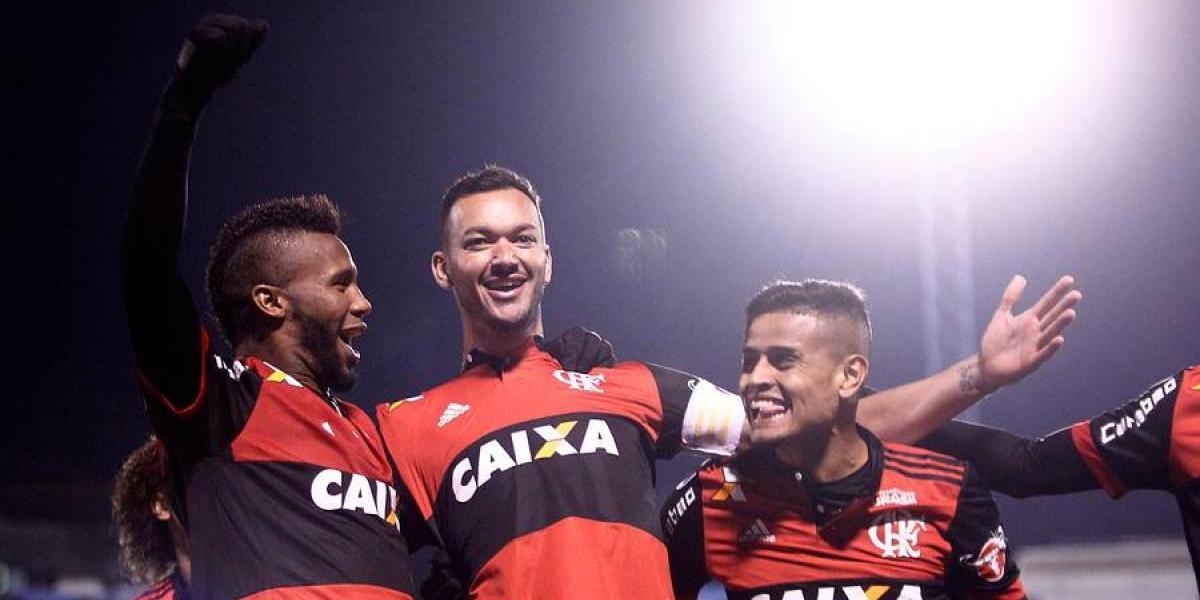 Minuto a minuto: Flamengo le dio vuelta el partido a Palestino y gana en la Sudamericana