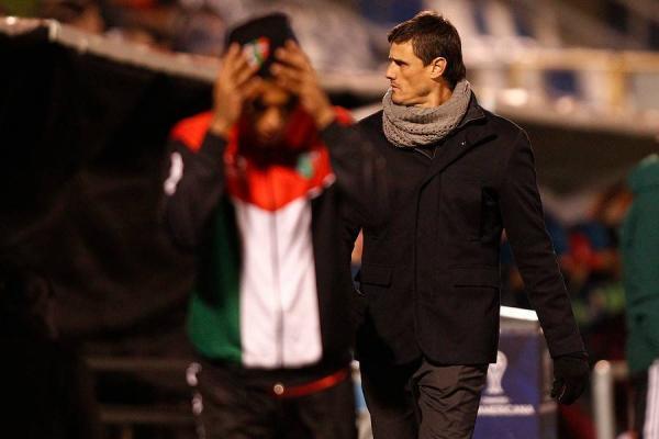 Germán Cavalieri no se mordió la lengua / imagen: Photosport