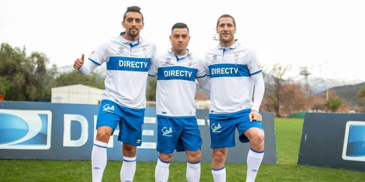 Los números que utilizarán en sus camisetas los nuevos jugadores de la UC
