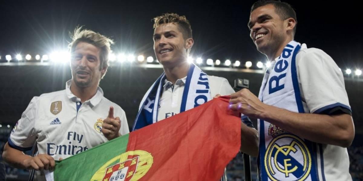 Otro portugués se despide del Real Madrid