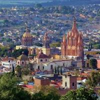 San Miguel de Allende comienza a recibir turistas bajo medidas sanitarias