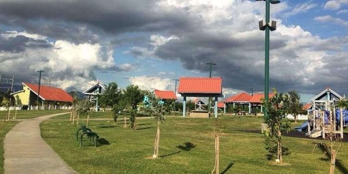 Roban en conocido parque de Ponce