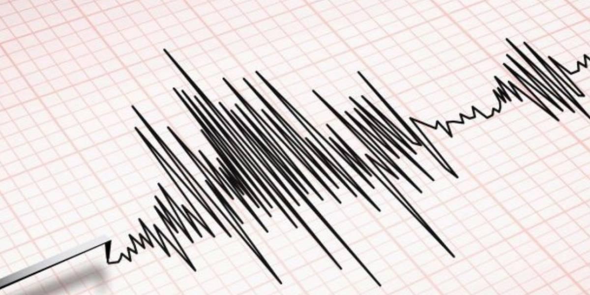 Se registran dos sismos al norte de R.D.
