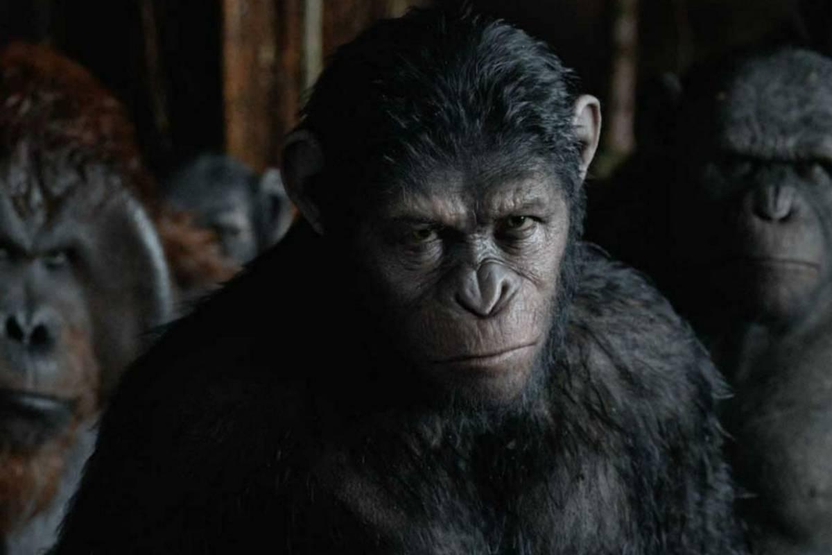 Estrelas comentam 'Planeta dos Macacos: A Guerra' antes de ...