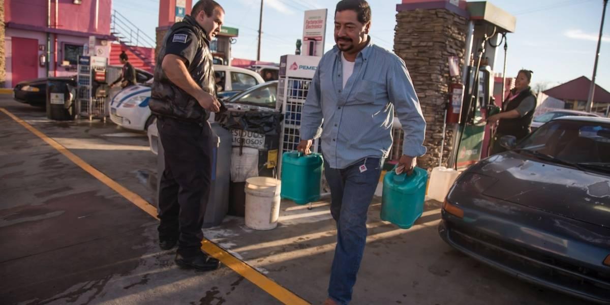 SAT niega afectaciones por precios de gasolinas en frontera norte