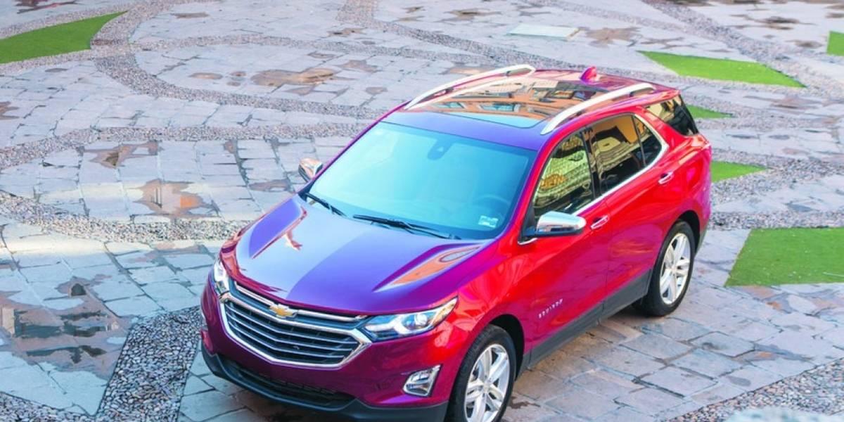 Chevrolet Equinox 2018 presume nueva generación