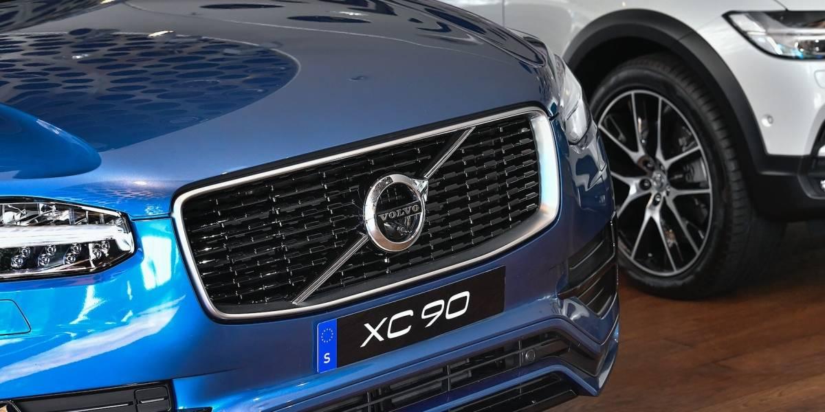 Volvo anuncia planes para autos eléctricos e híbridos