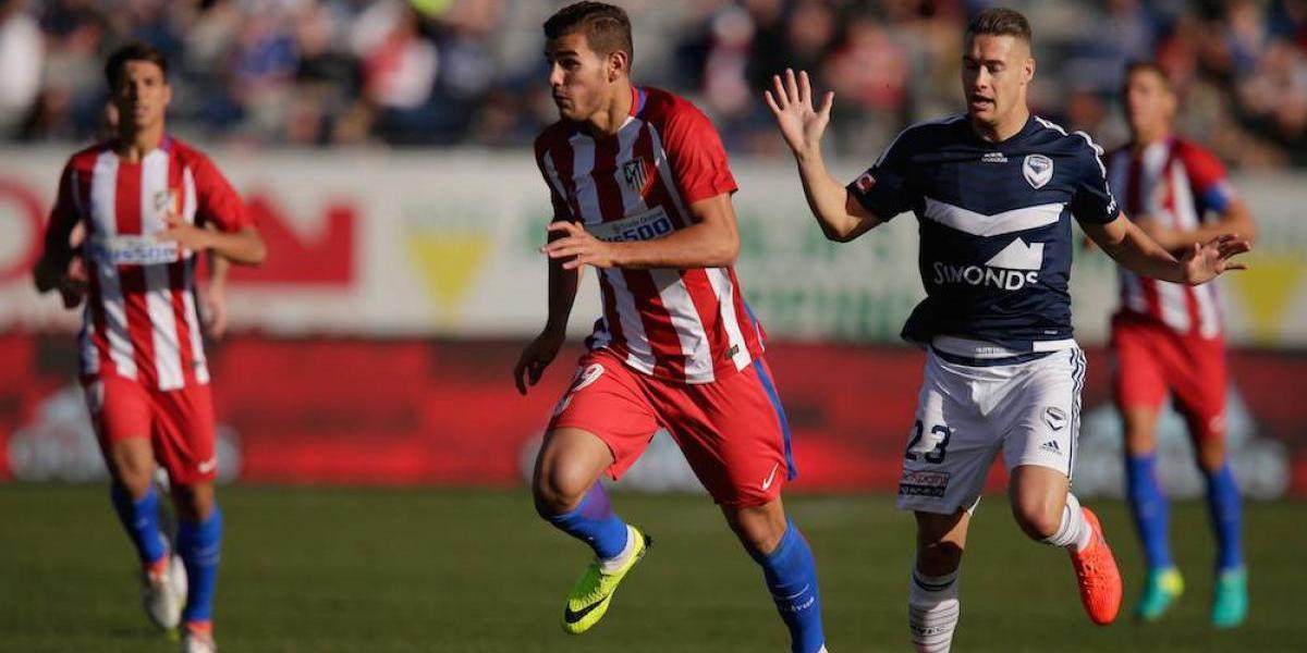 Francés Theo Hernández es nuevo jugador del Real Madrid