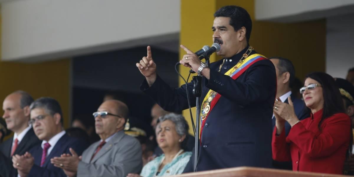 Maduro condena hechos violentos en el Parlamento y ordena que se investiguen