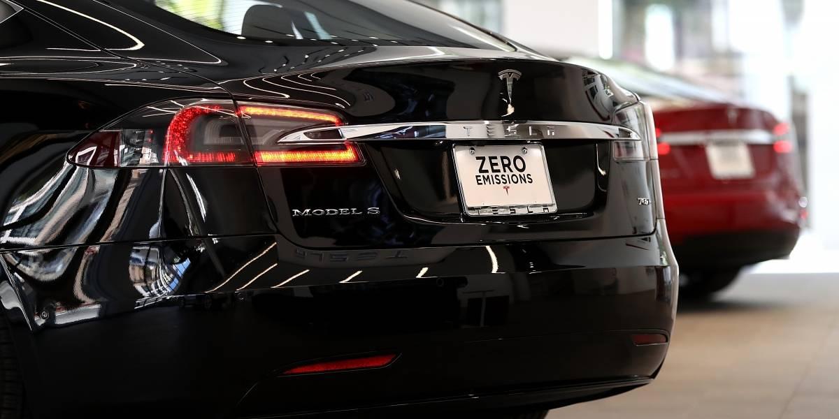 Tesla, con problemas en los tests de impacto del Model S