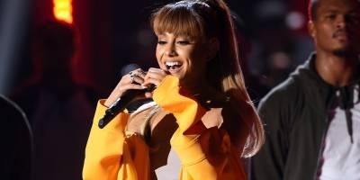 Ariana Grande a horas de tocar en Buenos Aires